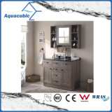 Plywood Vanity Cabinet with Undermount Ceramic Basin (ACF8906)