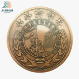 China Manufacturer Bronze Casting Military Custom Souvenir Coin