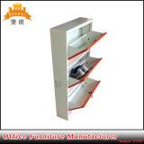 Home Furniture Shoe Rack Customized Steel Shoe Cabinet