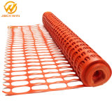100% New Material 1*50m HDPE Plastic Mesh Orange Safety Fence