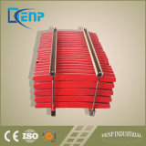High Manganese Steel Casting Crusher Jaw Plates