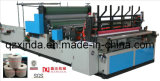 Full-Automatic High-Speed Kitchen Towel (color glue printing) Rewinding and Perforated Machine