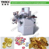 Gold Coin Chocolate Cower Seal Packaging Machine