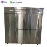 Customized 6 Doors Bakery Cold Storag/ Freezer with Danfos Compressor