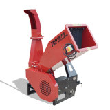 100mm Capacity Tractor Pto Driven Wood Chipper Shredder with TUV Ce