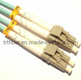 LC/UPC-LC/UPC 10G OM3 Duplex Fiber Optic Patch Cord