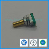 8mm Rotary Potentiometer with Brass Shaft for Radio