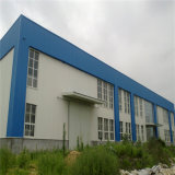 Cheap and Elegent Prefabricated Steel Frame Warehouse Building (ZY328)