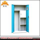 Colorful Home Furniture Wardrobe Metal Office Cabinet Steel Almirah