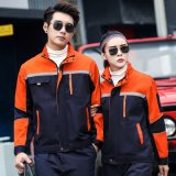Customize Cheap Cotton Winter Overall Work Suit Work Clothes for Men and Women