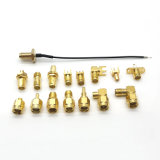Lowest Price 50 Ohm SMA Female to Female Male RF Connector Adapter