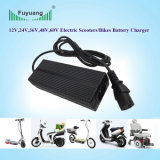 Three-Stage Charge 350W Electric Scooter Charger 48V