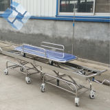 Factory Direct Price Hospital Hydraulic Patient Transfer Trolley