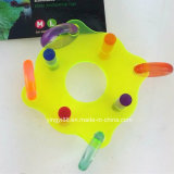 Wholesale Pet Bird Acrylic Perch Rings Pegs Toy