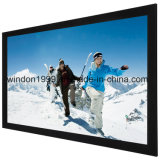Fixed Frame Projector Screens with 10cm Aluminum Frame