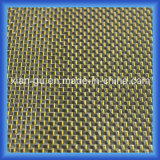 Golden Thread Silver Wire Carbon Fiber Cloth