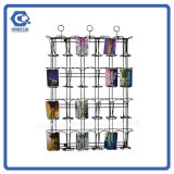 Metal Hanging Wire Display Rack for Greeting Cards
