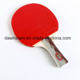 Colorful Handle Ping Pong Bat Set Table Tennis Racket with 3 PP Balls