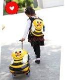 Kids Trolley Luggage Factory Wholesale Cute Pattern Luggage Bag
