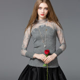 Woolen Lace Sweater Designs for Ladies, Lady Sweater Women 2018