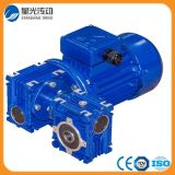 Double Worm Speed Gearbox with Motor