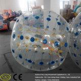 TPU / PVC Indoor Outdoor Human Bubble Ball Inflatable Bubble Football
