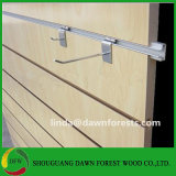 Slot MDF for Display Wall