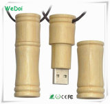 Christmas Gift Wooden USB Pendrive with Lanyard (WY-W35)