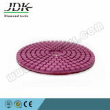 Diamond Flexible Wet Polishing Pads Resin Pad