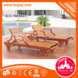 High Quality Wooden Deck Chair Outdoor Beach Chair for Sale