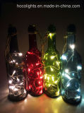 Light up Glass Bottle
