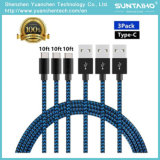Type-C Cable Fast Charging Without Winding Mobile Phone Cable