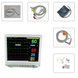 15-Inch 6-Parameter Patient Monitor/ECG Monitor (RPM-9000E) -Fanny