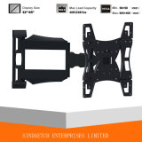 Solid Full Motion Wall Mount for Most 32′′-65′′ LED/LCD Flat Panel Tvs