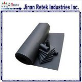 Black PVC/NBR Rubber Plastic Insulation Foam Pipe with RoHS