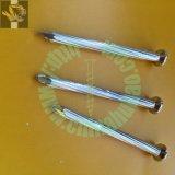 Galvanized Spiral Shank Checkered Head Concrete Steel Nails