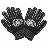 Fashion Acrylic Knitted Sports Magic Gloves (YKY5404)