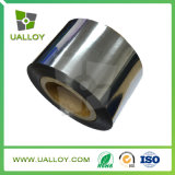 0.05*120mm Precision Soft Magnetic Alloy 1j13 Foil