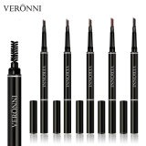 VERONNI High Quality Cosmetic Double-head Makeup Eyebrow Pencil 5 Colors Waterproof Extension Eye BrowTattoo Pen