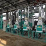 20t Maize Flour Mill Complete Plant