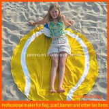 Customized Soft Children′s Beach Towel