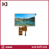 5 Inch TFT LCD Resistance Touch Panel