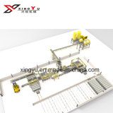 Fully Automatic Lightweight Material Slab Making Production Line