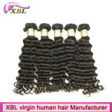 Wholesale Hair Products Deep Wave Human Remy Hair Weft