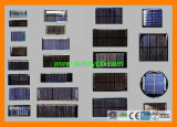 Epoxy 2V/4V/6V Round Solar Panel for Outdoor Solar Lamp