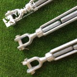 Us Type Drop Forged Turnbuckle Jaw and Jaw