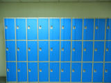 Locker Cabinet for Bathroom, Gym and Salon (LE32-3)