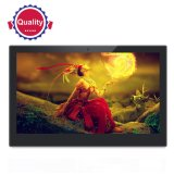 Support Multi Language 13.3 Inch IPS Panel Touch Screen Media Player for Advertising