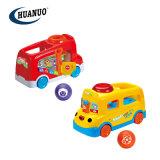 New Wholesale Plastic Baby Car Toys Interesting School Bus