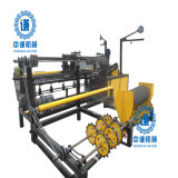 Advanced Technology! Double Wire / Single Wire Chain Link Fence Weaving Machine/Diamond Mesh Weaving Machine Good Price
